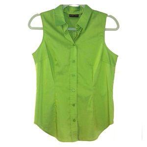 NY&C Sleeveless Dress Shirt